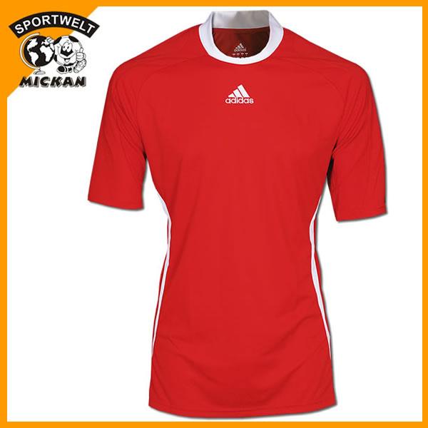 79363bcc8eaf7f ADIDAS Clima365 Shirt Sportshirt Fitness rot weiß  XL  on PopScreen