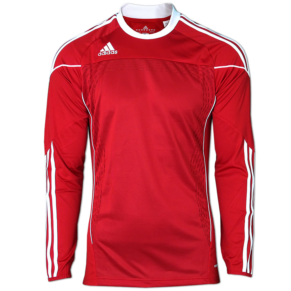 adidas trikot condivo climacool jersey m fu ball formotion shirt rot wei ebay. Black Bedroom Furniture Sets. Home Design Ideas