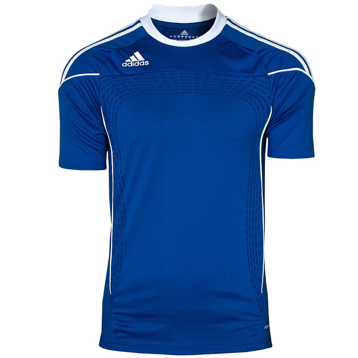 adidas trikot condivo climacool shirt s fu ball shirt blau wei formotion ebay. Black Bedroom Furniture Sets. Home Design Ideas