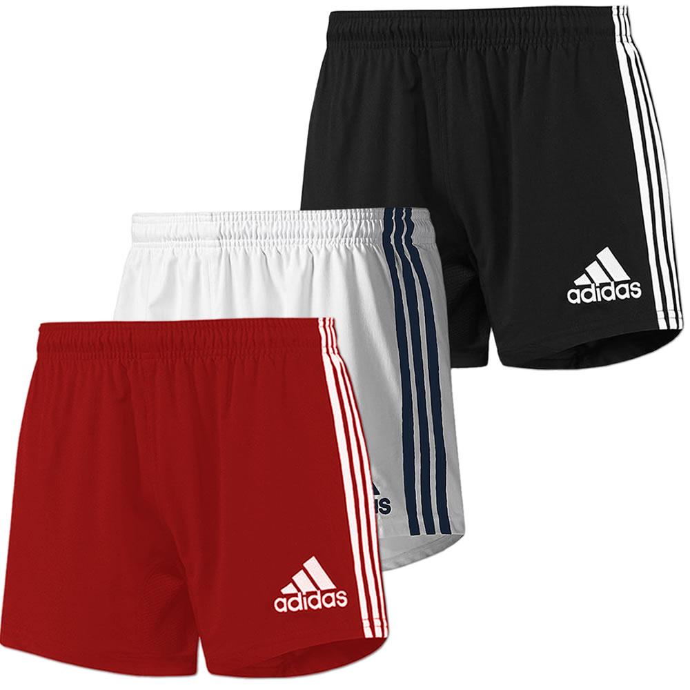 adidas 3 streifen climalite shorts
