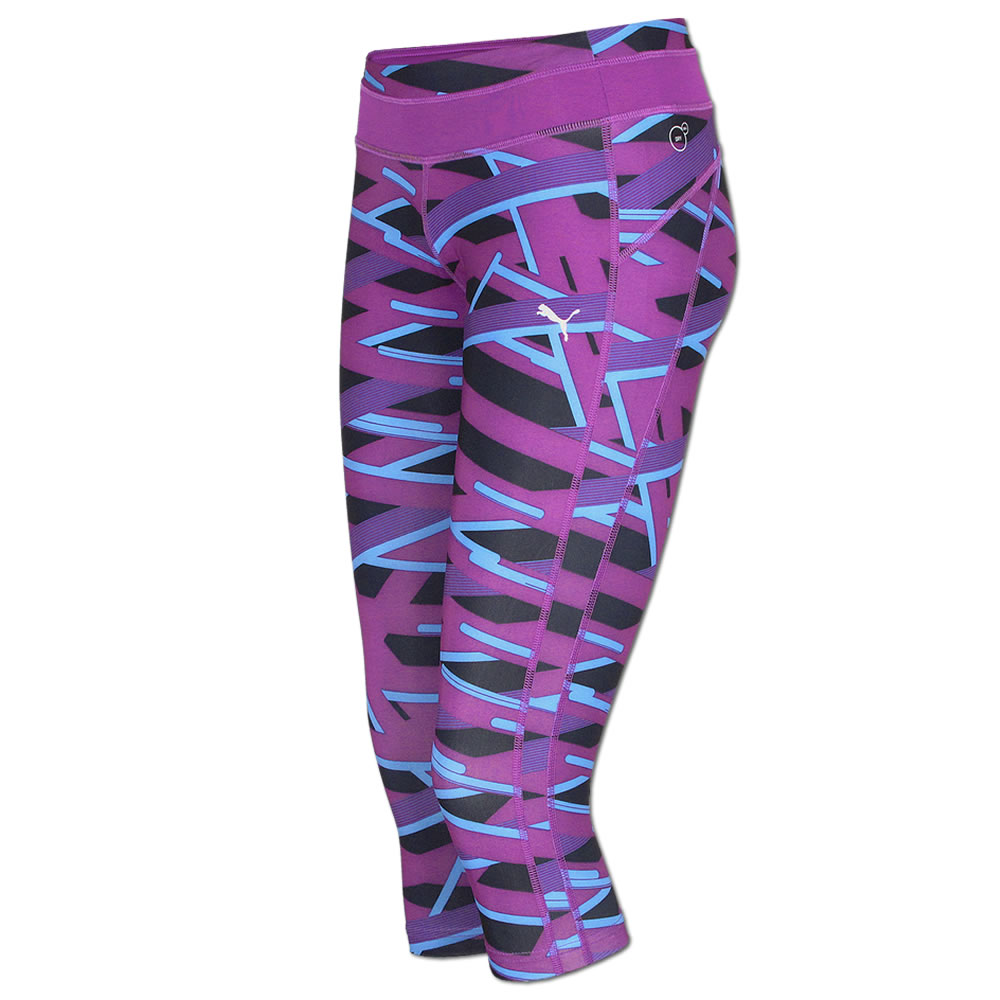 Adidas Supernova Graphic Damen 34 Tights multicolor