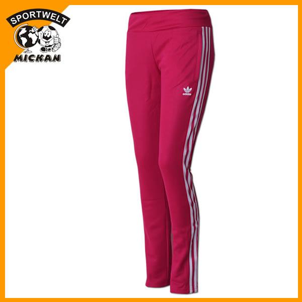 9b6dbabf4b8a9e adidas Hose Europa Track Pant pink-weiß (A08268)