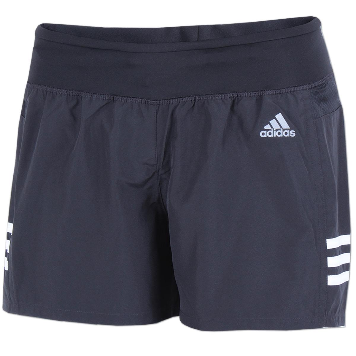 adidas Damen Originals Trefoil Slim Short Laufshort Running