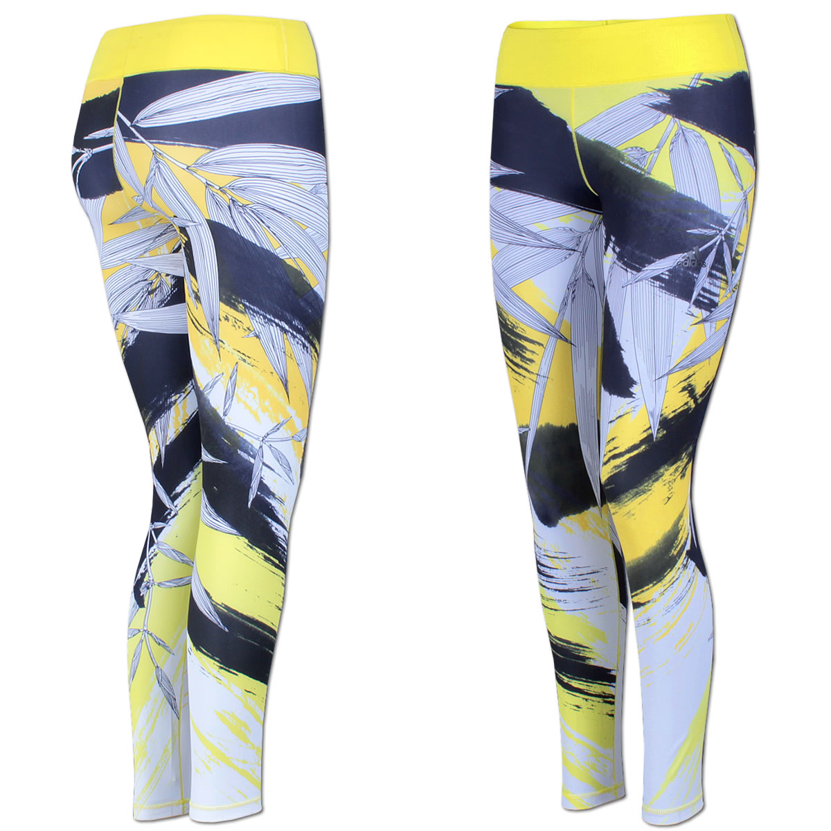 Details zu adidas Damen Miracle Sculpture Tight Hose Leggings Sporthose Fitnesshose Clima