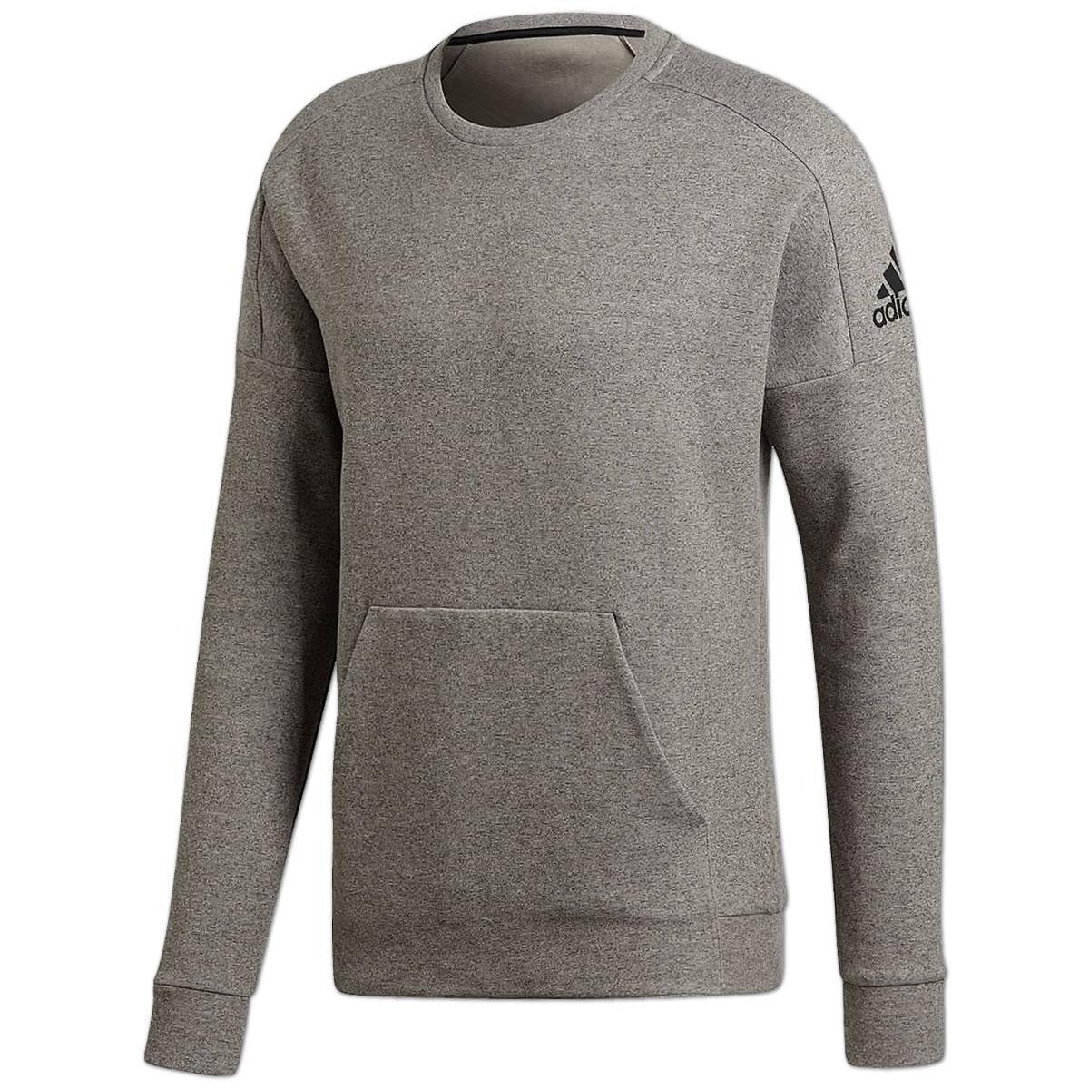adidas Herren Premium Crew Pullover Sweater Sweatshirt NEU