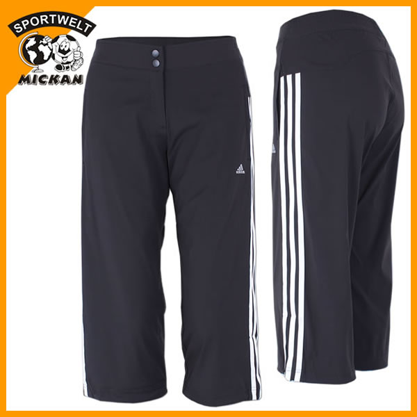 adidas Clima Training Core Woven 34 Pant schwarz weiß (D89477)