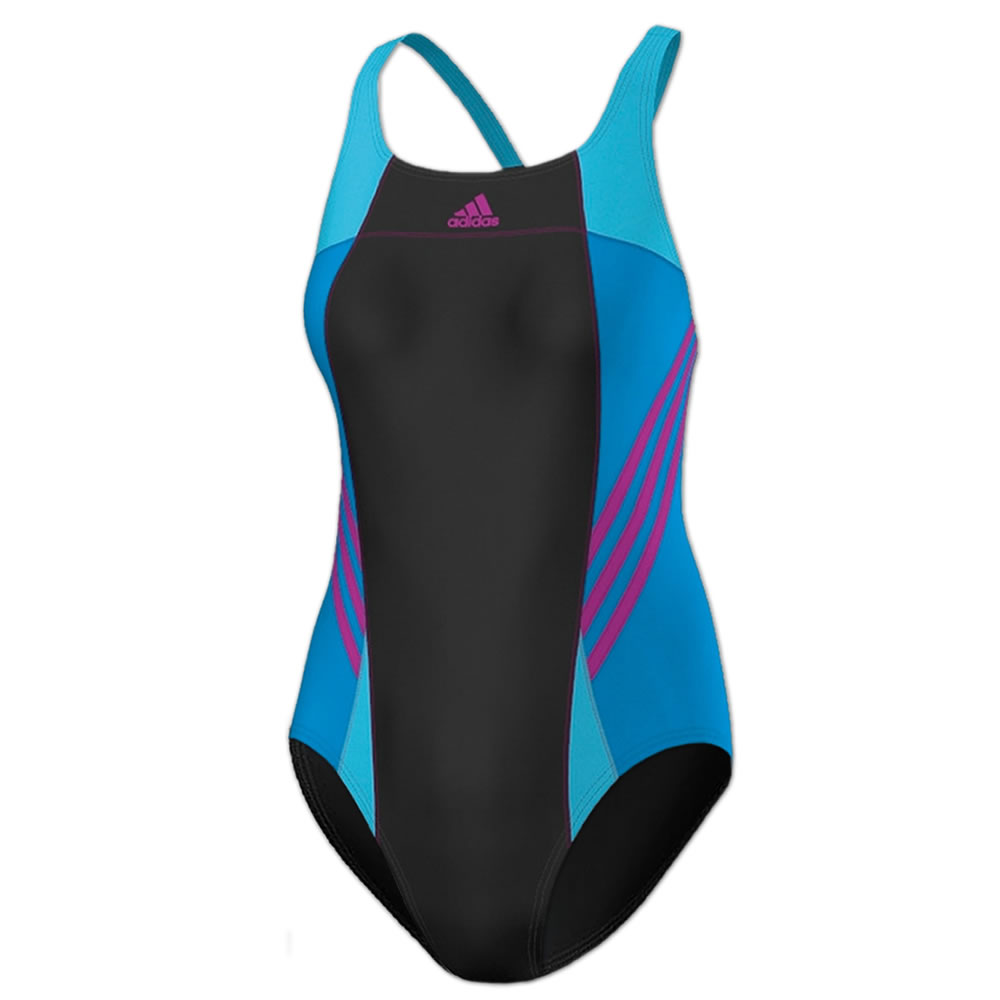 adidas Damen Infinitex Badeanzug Inspiration Suit Einteiler