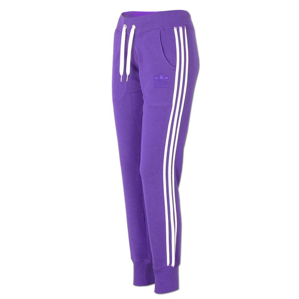 adidas Damen 3 Streifen Leggings Hose Kauwela Sporthose