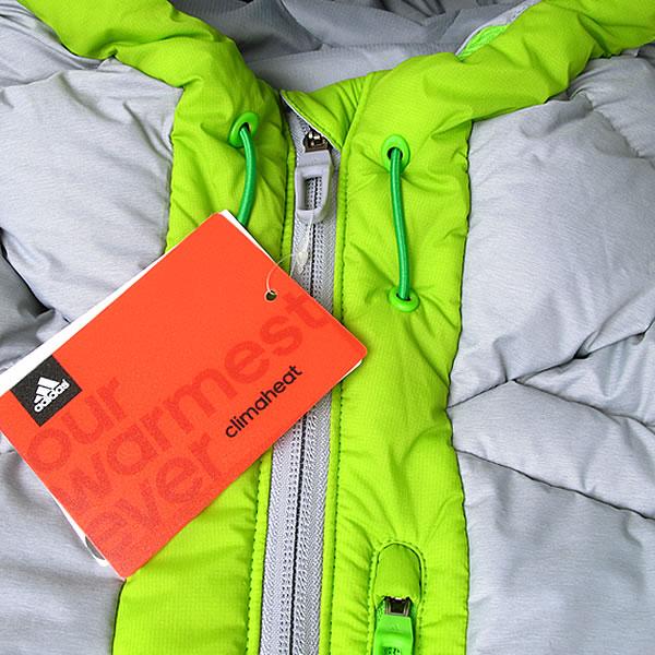 ADIDAS HERREN JACKE Terrex Climaheat Ice Jacket Outdoor Daunen Winterjacke Gr.46