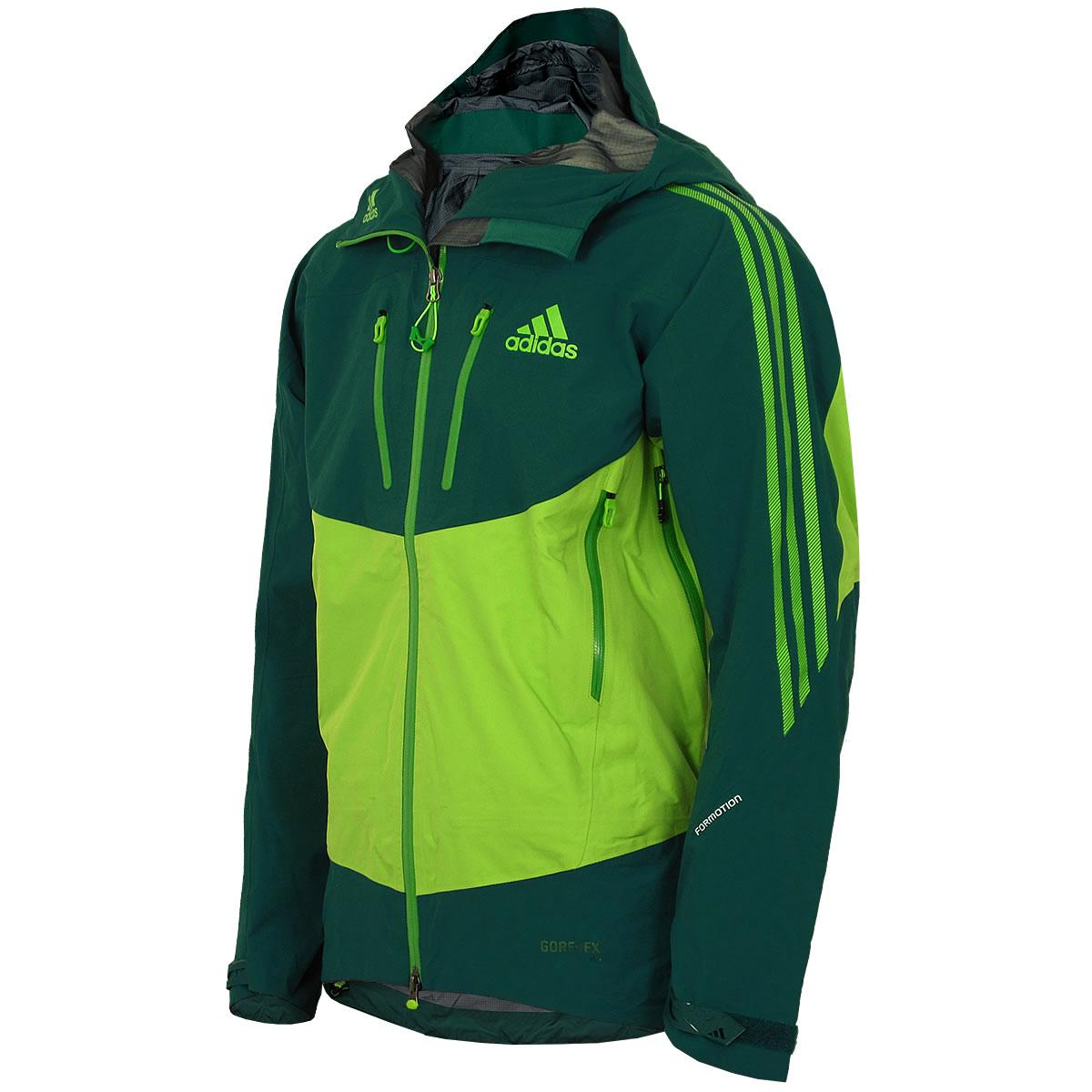 Adidas Terrex Gore Tex Active Shell Damen Jacke Mantel Größe
