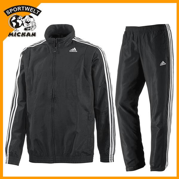 adidas Trainingsanzug Young schwarz (M68066)