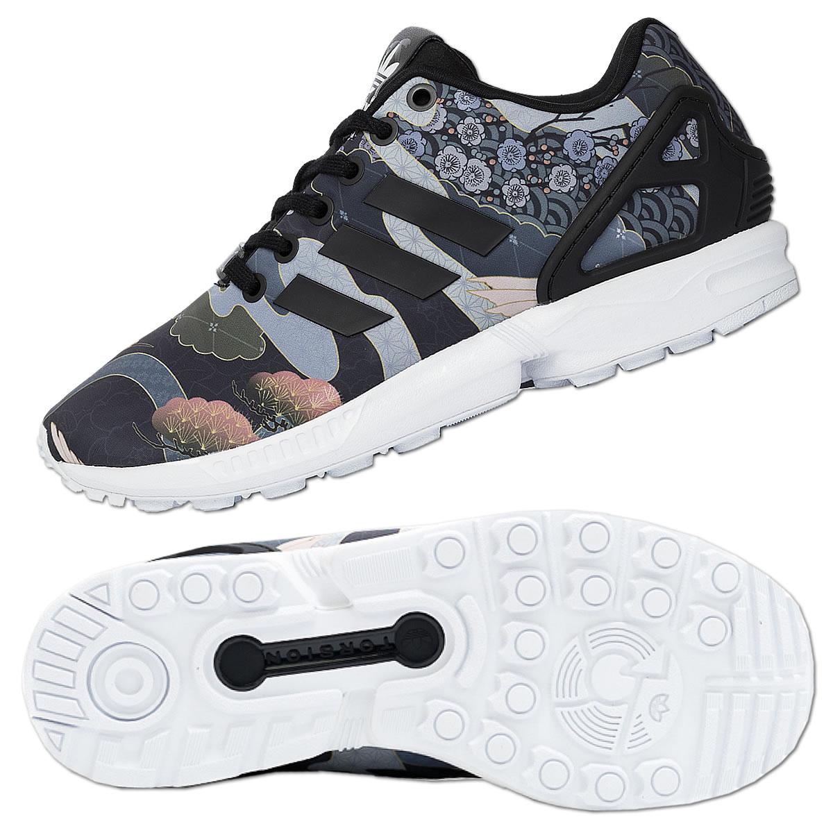 adidas Originals Schuhe Sneaker ZX Flux Freizeit Sportschuhe